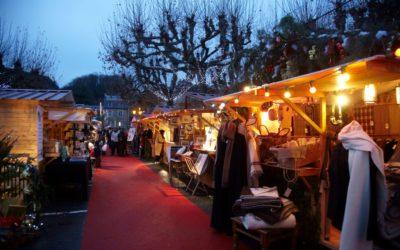 Le marché de Noël à Sarlat : un Noël anglais !