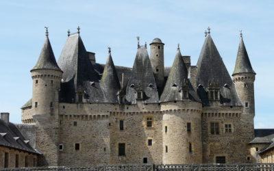 La Dordogne mystérieuse : le château de Jumilach