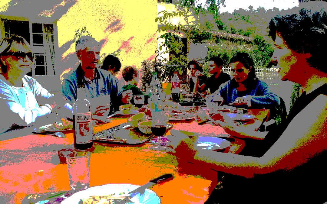 La table d'hôtes Périgord Noir