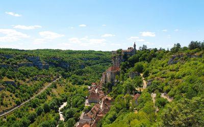 Lot et Vallée de la Dordogne